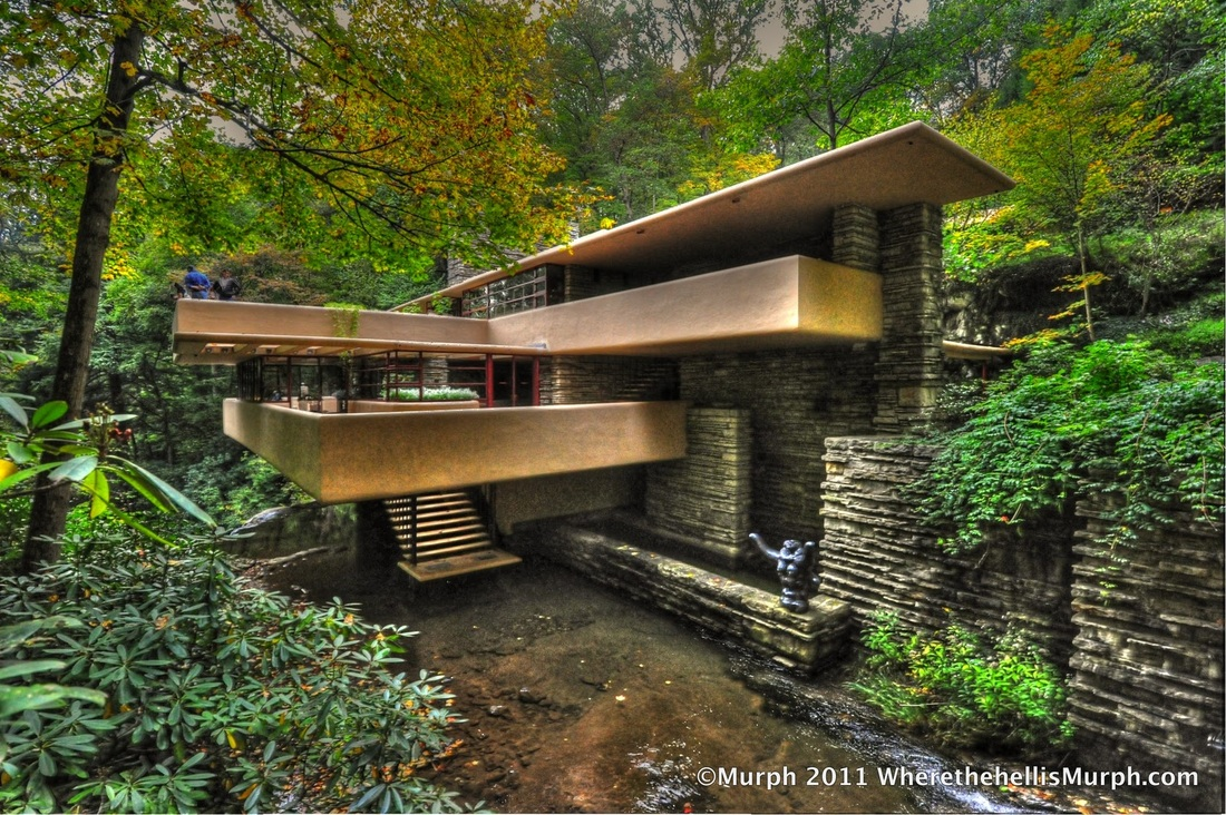 About Fallingwater